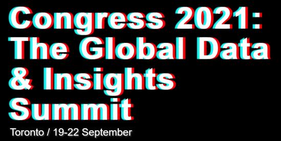 Esomar Congress 2021-1