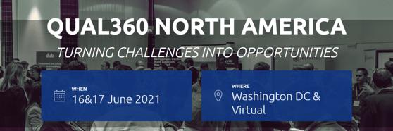 Qual360 North America 2021