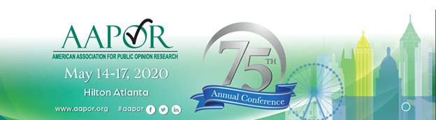 AAPOR 2020 Annual Conference