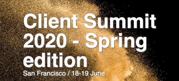 ESOMAR Client Summit 2020