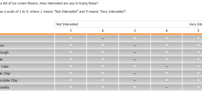 Improving the Survey Grid with Online Technology – Part 1
